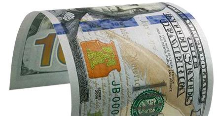 Америка раскрасила 100-долларовые купюры