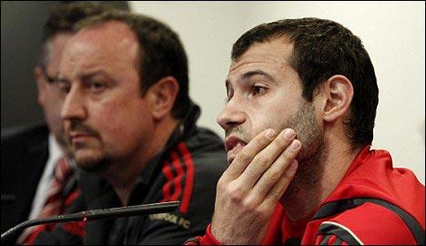 Лига Европы 2009/10. Атлетико - Ливерпуль. Анонс матча.