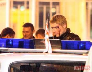 Московские студенты хотели испытать бомбы в парке