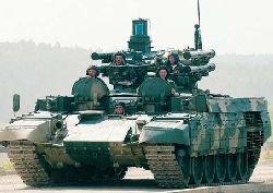 Парадоксальная машина «Терминатор» на службе в войсках