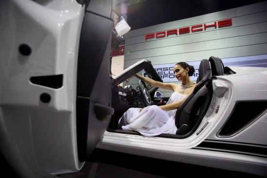 Пекинское Авто Шоу 2010