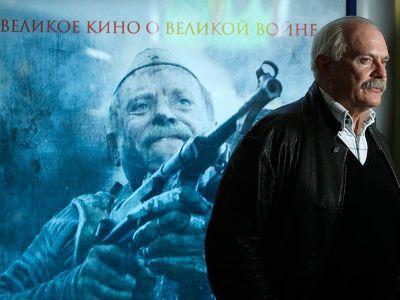 Новый фильм Михалкова проходит при пустых залах