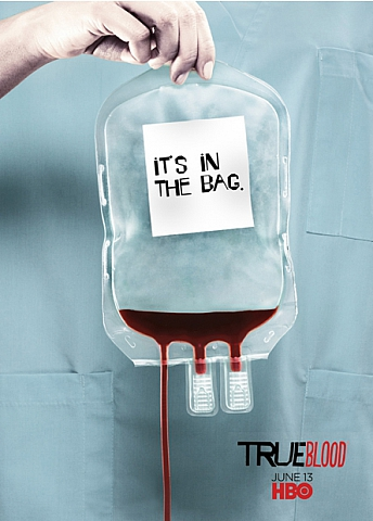 Постеры нового сезона True Blood