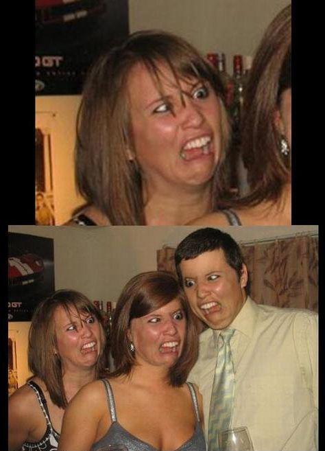 Смешное фотошпо!