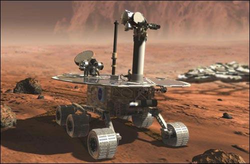 Джеймс Кэмерон снимет стереофильм на Марсе