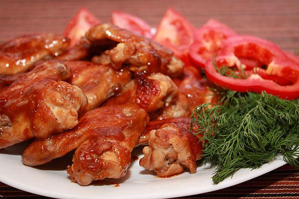 Если вы долго ищете блюда из куриных крылышек рецепт с фото, то Вы на