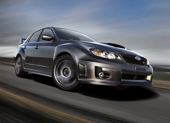 """Subaru превратила самую мощную """"Импрезу"""" в седан"""