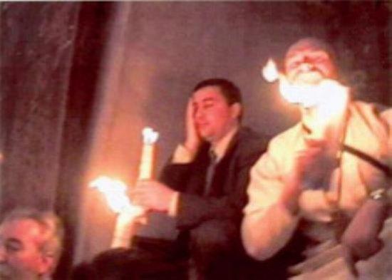Известные и малоизвестные факты о Благодатном огне у Гроба Господня