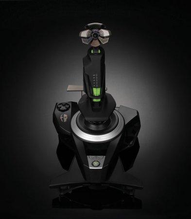 Cyborg F.L.Y. 9 -впечатляющий джойстик для XBOX360