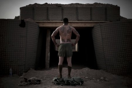 Татуировки американских морских пехотинцев