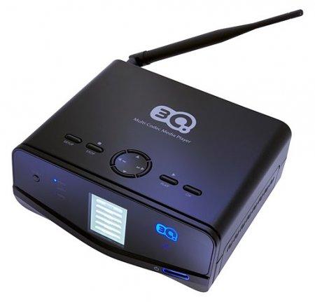 3Q Q-box F340HW - домашний мультимедиа плеер