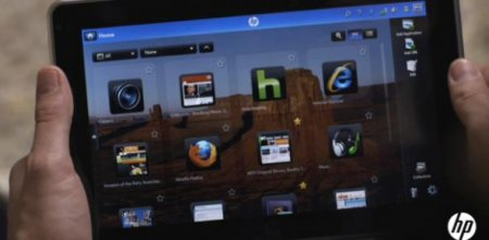 Компьютер-планшет от Hewlett Packard будет функциональнее iPad