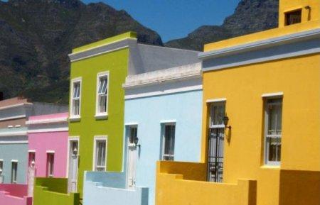 Радужные дома