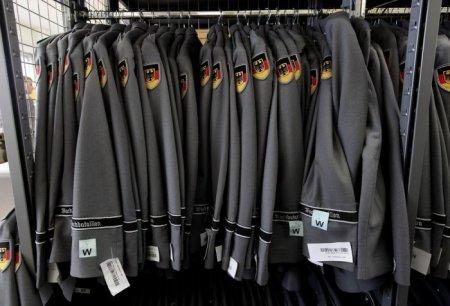 Призывники в Германии