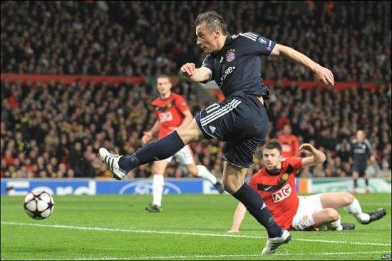 """Лига чемпионов: """"Манчестер Юнайтед"""", ведя со счетом 3:0 по ходу матча, в итоге проиграл"""