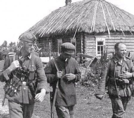 Проклятые солдаты. Славянские «полицаи», часть I