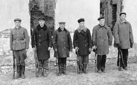 Проклятые солдаты. Славянские «полицаи», часть II