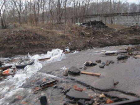 Потоп в Москве