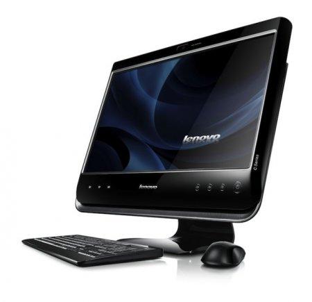 Lenovo C200 - компьютер все-в-одном на базе NVIDIA Ion 2