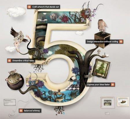 Adobe представляет семейство продуктов Creative Suite 5!
