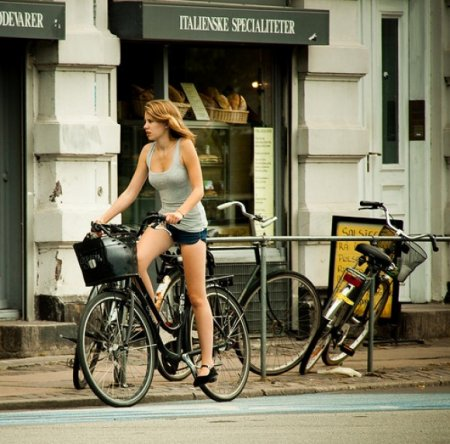Велозона в Копенгагене