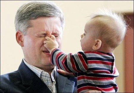 Дети и политики
