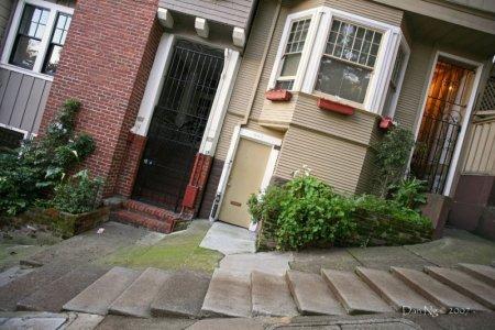 Сан-Франциско - кривой город