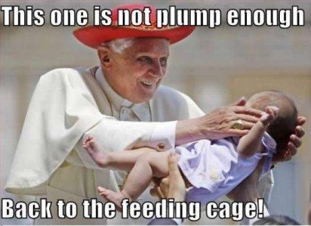 Самый страшный Папа