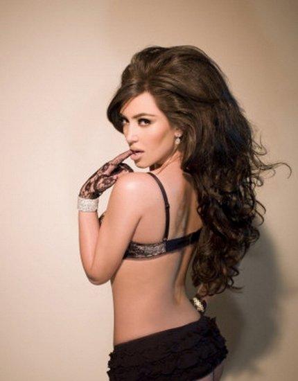 Kim Kardashian в эротической фотосессии