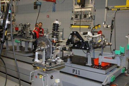 Завод по производству Феррари