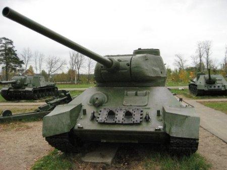 Т-34 против «Пантеры»