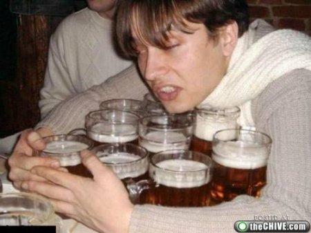 А ты уверен в друзьях, с которыми пьешь?
