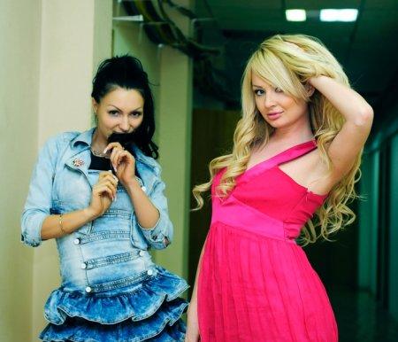 Дарья Черных и Евгения Феофилактова
