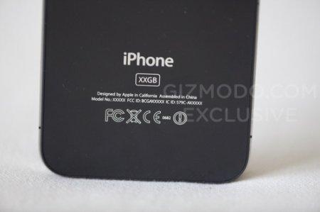 iPhone 4G уже украли!
