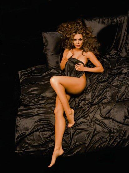 Анна Седокова обнажилась для журнала Maxim