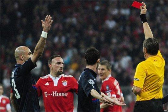 """Лига чемпионов: """"Бавария"""" с минимальным счетом обыграла """"Лион"""""""