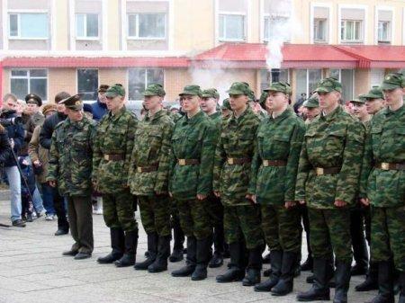 Для срочников в России введут пятидневку