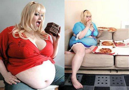 Sassy Thomas ест для удовоольствия и для заработка