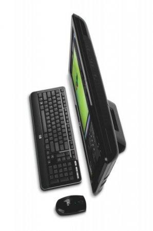 "HP All-In-One 200t - компьютер класса ""всё в одном"""