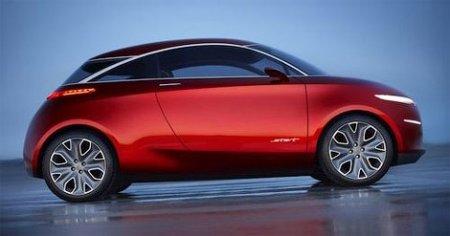 Ford покажет концептуальный хэтчбек Start