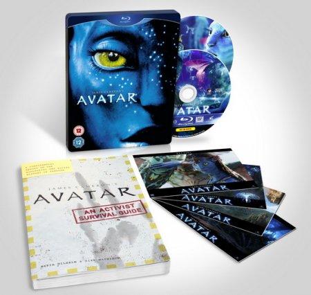 «Аватар» — рекордсмен по продажам на Blu-ray за первый день