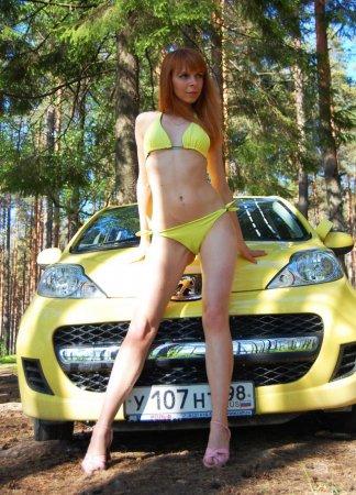 Российские автоледи