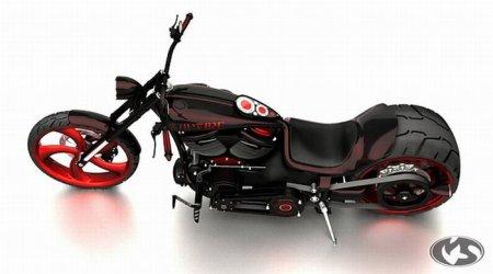 Подборка крутых концептуальных мотоциклов