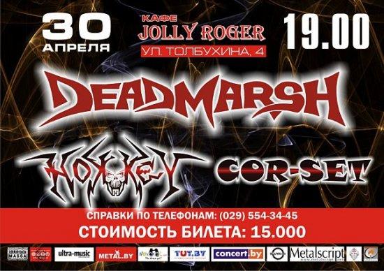 DeadMarsh - 30.04.2010 - Jolly Roger Cafe