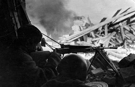 Миф о заградотрядах в Красной Армии