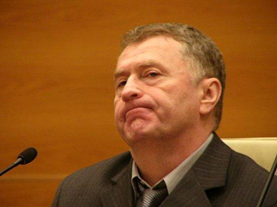 Жириновский не прочь сесть в кресло Лужкова