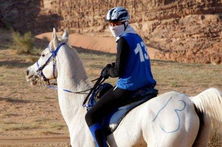 Wadi Rum Endurance Race