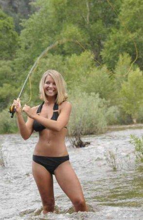 Ты рыбачка, я рыбак