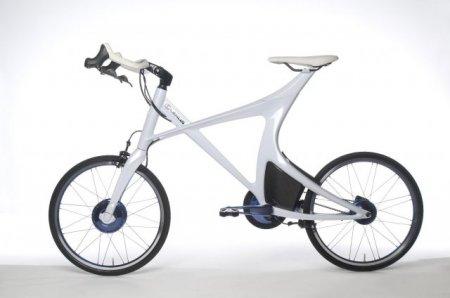 Гибридный велосипед от LEXUS