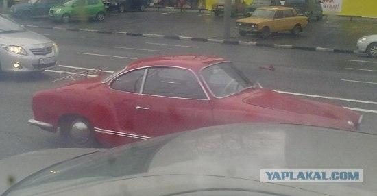 Что за машина?